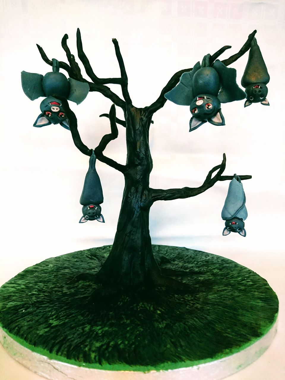 Bats by Gladys McDermott